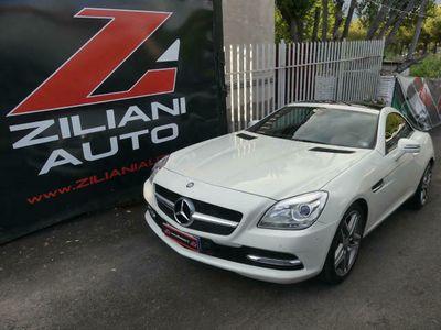 used Mercedes SLK250 AUTOMATICA..NAVI..CDI BlueEFFICIENCY Sport