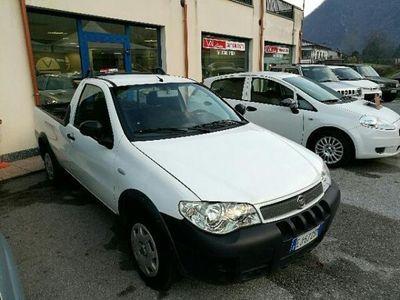 usata Fiat Strada 1.3 MJT 95CV Pick-up CABINA CORTA CON PIANALE