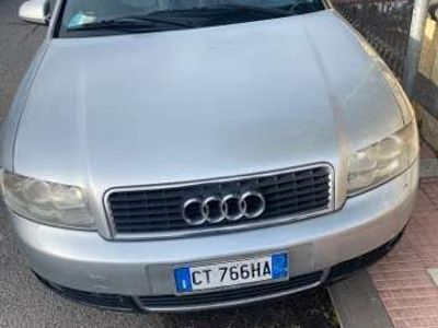 usata Audi A4 1.9 TDI/130 CV cat Avant quattro