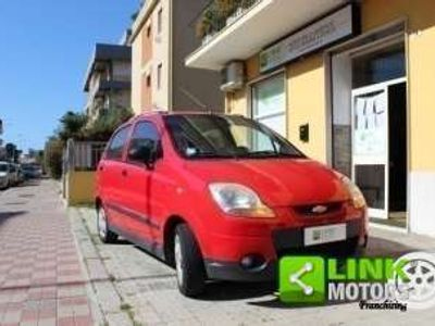 usata Chevrolet Matiz 800 se chic gpl eco logic benzina