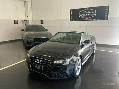usata Audi A5 Cabriolet A5 2.0 TDI S tronic Sport