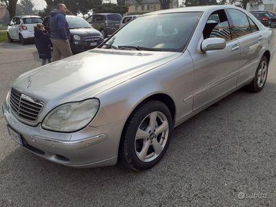 usata Mercedes S320 cdi - 2002