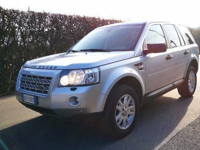 brugt Land Rover Freelander 4wd td4 se-ganciotraino