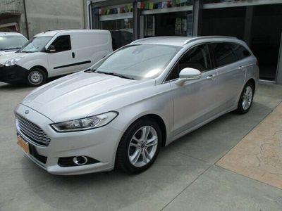 usata Ford Mondeo 2.0 TDCi 150 CV S&S Powershift SW Titanium Busines