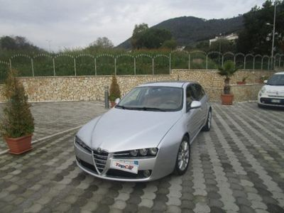 gebraucht Alfa Romeo 159 1.9 JTDm 16V Sportwagon Exclusive