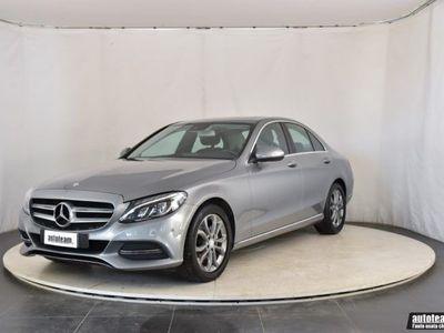usata Mercedes 170 C D BlueTECCV Automatic Premium