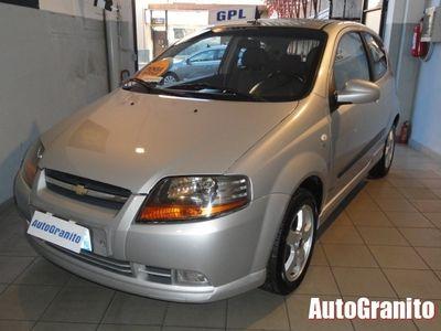 usata Chevrolet Kalos 1.2 3P. GPL Sport