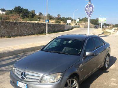 usata Mercedes C320 cdi automatica avantgarde