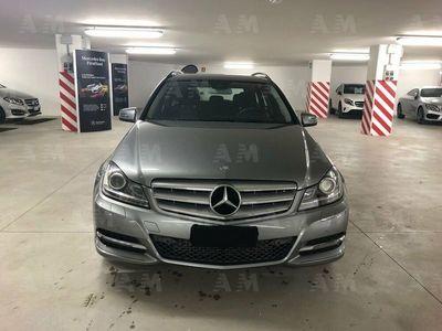 usata Mercedes 200 Classe C Station WagonCDI BlueEFFICIENCY Executive del 2014 usata a Siena