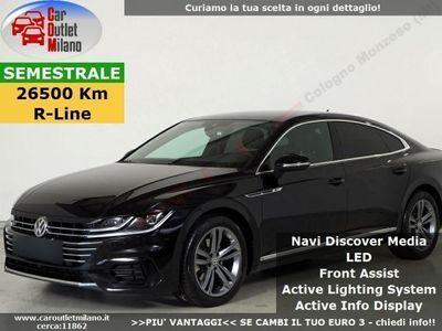 gebraucht VW Arteon R-Line DSG TDI 2018 2.0 D 190CV 7Aut 5P Nero