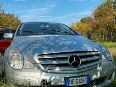 usata Mercedes R320 CLASSEdiesel MOTORE ROTTO