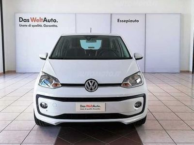 brugt VW up! up! 75 CV 5p. highBlueMotion Technology nuova a Mazara del Vallo