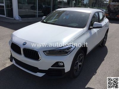 używany BMW X2 X2SDRIVE18D BUSINESS