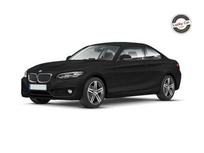 usata BMW 218 218i Coupé Advantage i Coupé Advantage