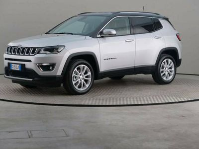 usata Jeep Compass 1.3 GSE T4 150HP DC LIMITED