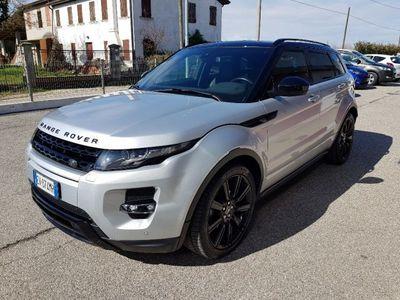 brugt Land Rover Range Rover evoque 2.2 Sd4 5p. Dynamic Unicoproprietario