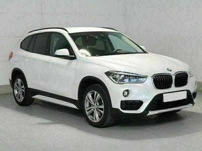 usata BMW X1 Sdrive18d Sport Line,navi,pdc,
