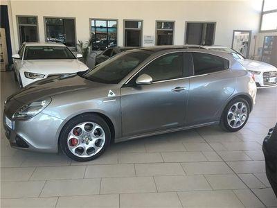 usata Alfa Romeo Giulietta 1750 Tbi Quadrifoglio Verde*tagliandi Alfa/unicop* Usato