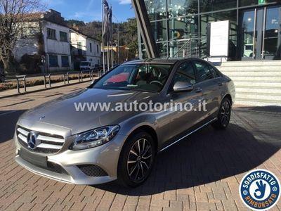 used Mercedes C220 CLASSE C BERLINAd Auto 4MATIC EXECUTIVE
