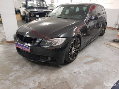brugt BMW 320 D automatico