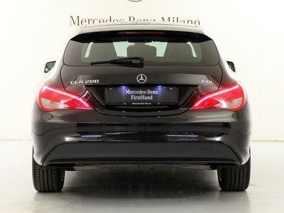 usata Mercedes CLA200 CDI Automatic Business SB