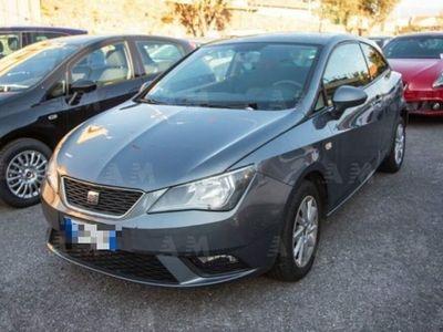 used Seat Ibiza SC 1.2 TDI CR 3 porte Style del 2013 usata a Messina