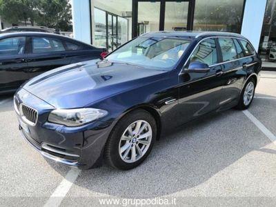 usata BMW 518 Serie 5 Touring d touring business aut 150cv