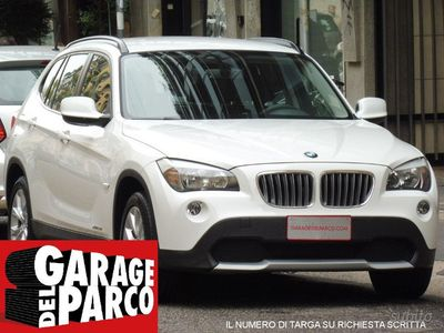 brugt BMW X1 xDrive23dA AUTOMATICO *UNIPROPRIETARIO*TAGLIANDI*