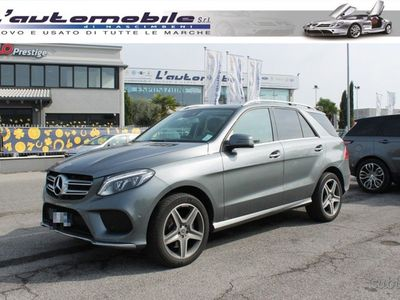 usata Mercedes GLE350 d 4Matic Premium FULL OPTIONALS