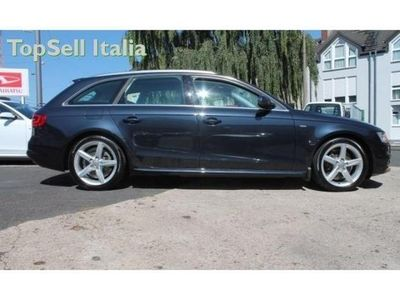 usata Audi A4 Avant 2.0 TDI S LINE exter.