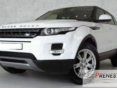 brugt Land Rover Range Rover evoque 2.2 TD4 5p.**pelle totale beige** rif. 11484550