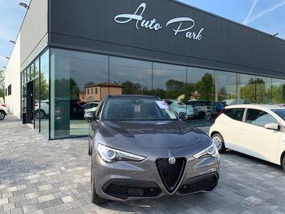 usata Alfa Romeo C-SUV Stelvio 2.2 Turbodiesel 190 CV AT8 RWD B-Tech