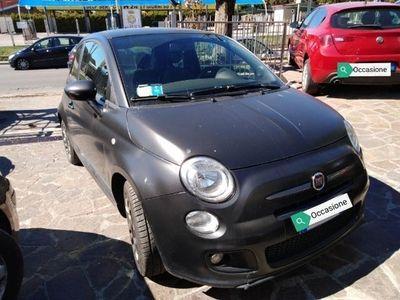 """gebraucht Fiat 500 0.9 TwinAir Turbo \""""S\"""""""
