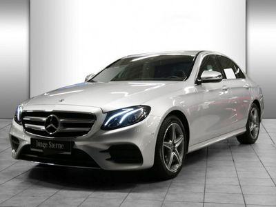 usata Mercedes E200 Amg Shz Pts Kamera Navi Led 2,99 Eff* Eu6