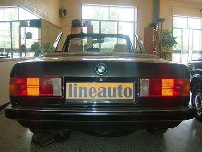 usata BMW 320 Serie 3 Cabrio i let
