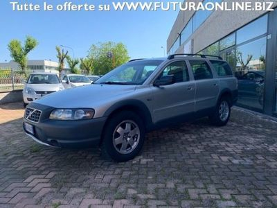 used Volvo XC70 2.4 D5 20V cat AWD Summum CROSS COUNTRY