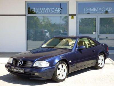 usata Mercedes SL320 V6 Elegance - Omologata ASI oro - 69.800 Km