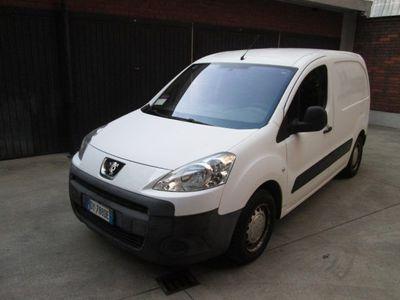 usata Peugeot Partner Tepee 1.6 HDi 90CV 3 posti Furgone unico proprietario