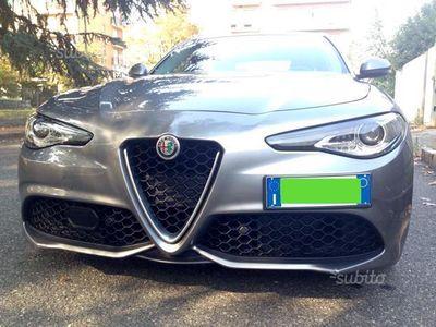 brugt Alfa Romeo Giulia 2.2 TD210cv AT 8AWD Q4 veloce