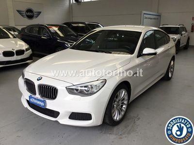 usata BMW 530 Gran Turismo SERIE 5 GRAN TURISMO d xdrive Luxury auto E6