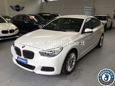używany BMW 530 Gran Turismo SERIE 5 GRAN TURISMO d xdrive Luxury auto E6