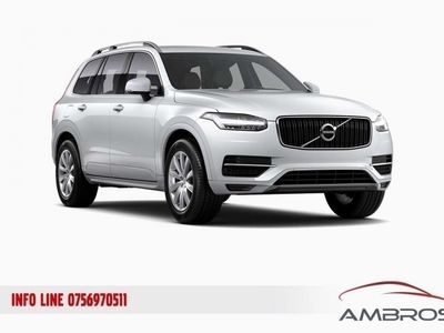 brugt Volvo XC90 Momentum D5 AWD Geatronic