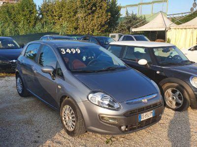 usata Fiat Punto Evo 1.3 diesel automatica
