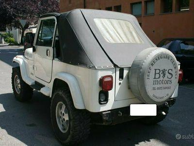 usata Jeep Wrangler 1ª-2ª s. - 1987