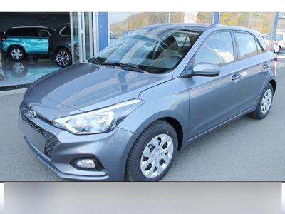 used Hyundai i20 1.2 Select Euro 6d-temp Modellpflege Bluetooth Spurhalteassistent