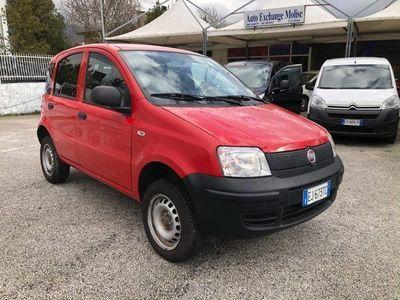 usata Fiat Panda 4x4 1.3 MJT Van Active Trekking 2 posti