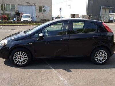 usata Fiat Punto 1.3 MJT 75CV 5 porte Van Easy 4 po