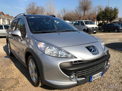 second-hand Peugeot 207 Outdoor 1.6 hdi s.w