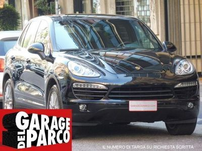 usado Porsche Cayenne 3.0 Diesel *NAVI*PELLE*XENO*TAGLIANDI *