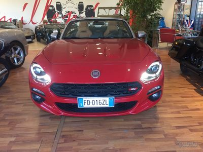 used Fiat 124 Spider full full